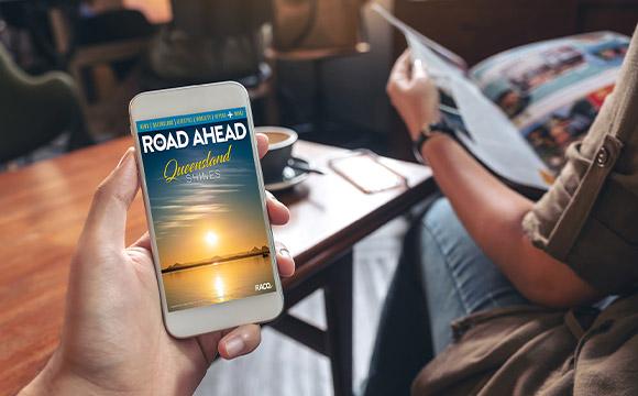 Road Ahead App